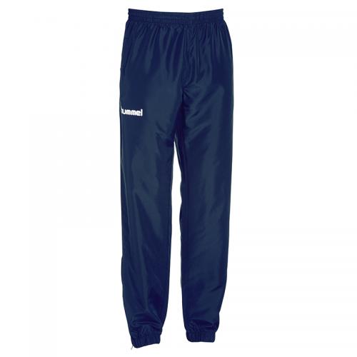 Hummel Poly Pant Corporate - Bleu marine