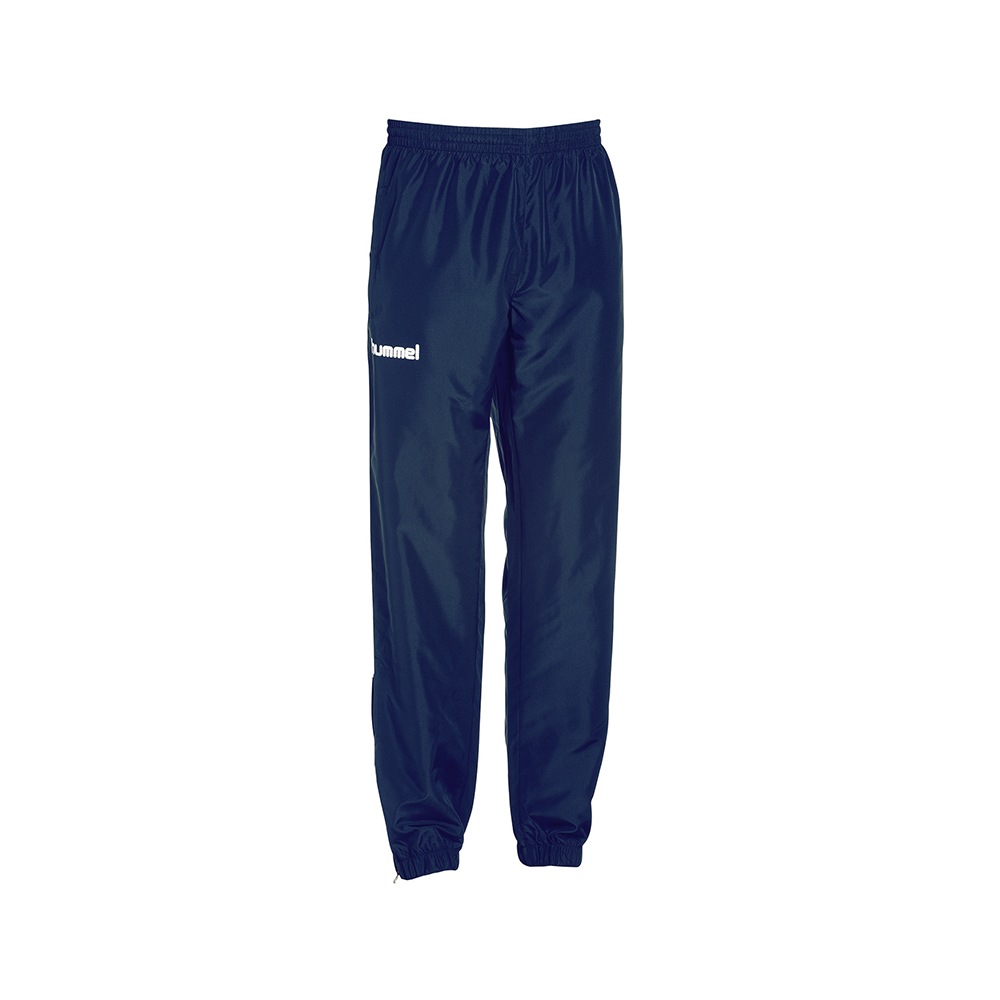 Hummel Poly Pant Corporate - Bleu marine