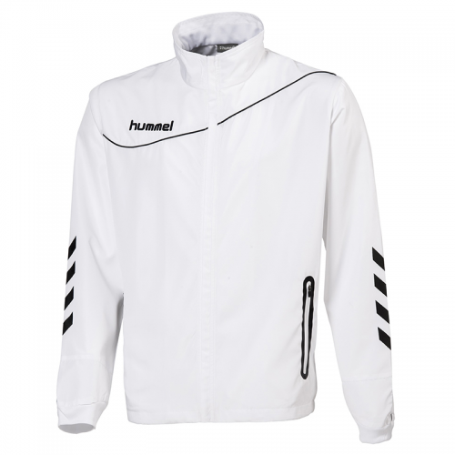 Hummel Veste Micro Corporate - Blanc