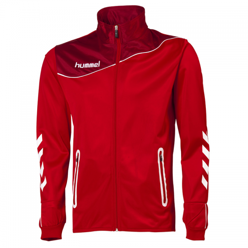 Hummel Veste Club Corporate - Rouge