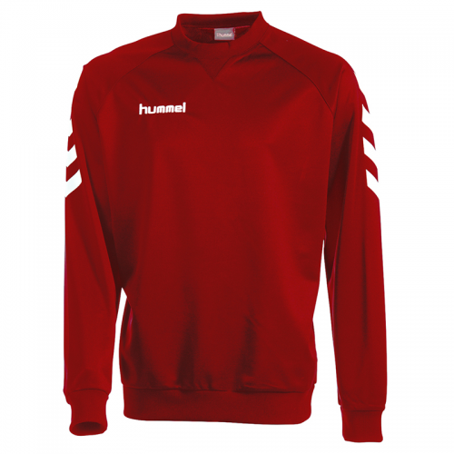 Hummel Sweat Poly Corporate - Rouge