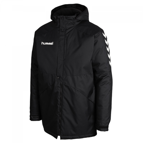 Hummel Veste Coach Team Player - Noir