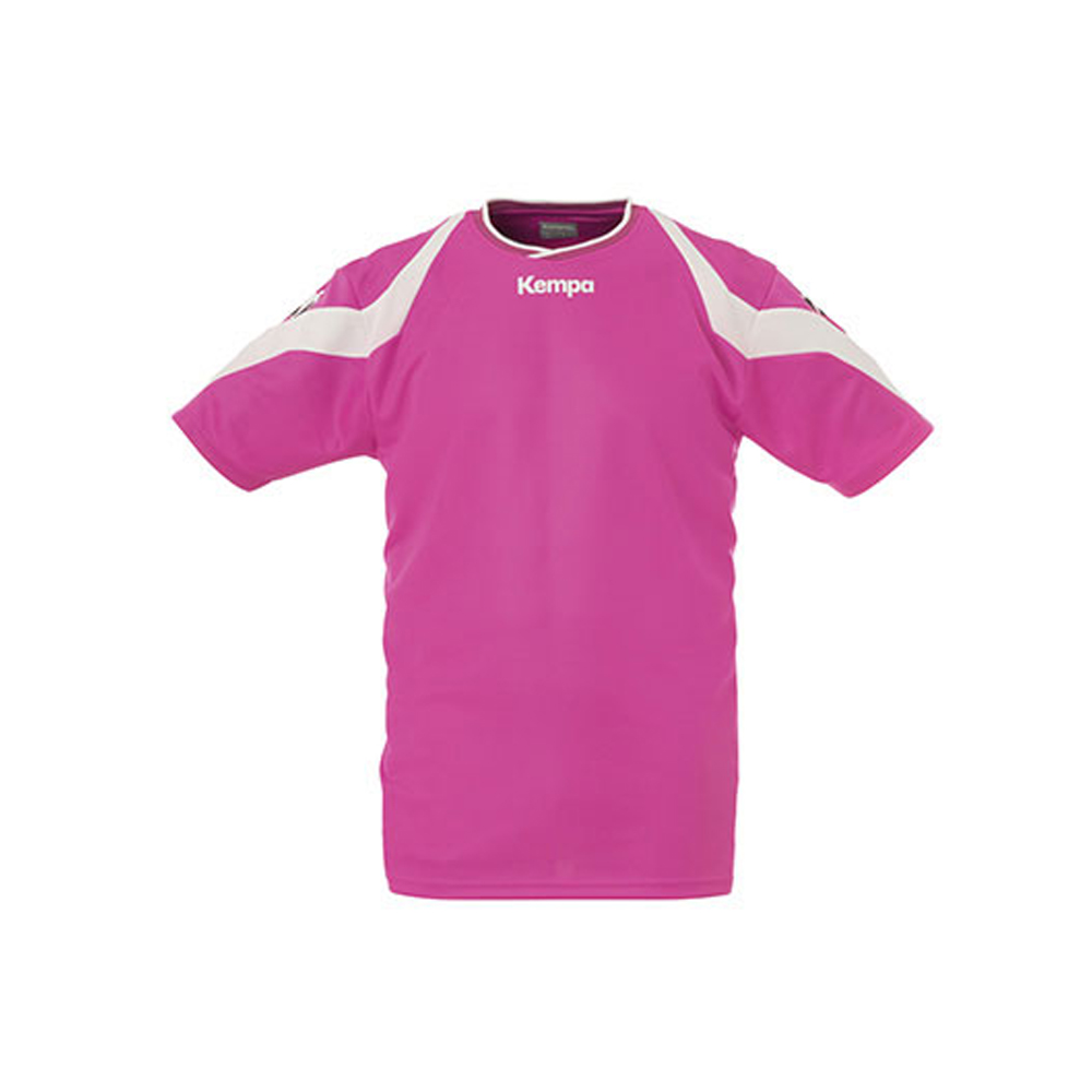 Kempa Motion Shirt - Mauve & Blanc
