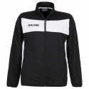 Spalding Evolution II Classic Jacket - Noir & Blanc
