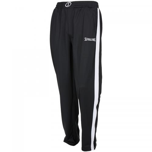 Spalding Evolution II Classic Pants - Noir & Blanc