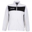 Spalding Evolution II Classic Jacket - Blanc & Noir