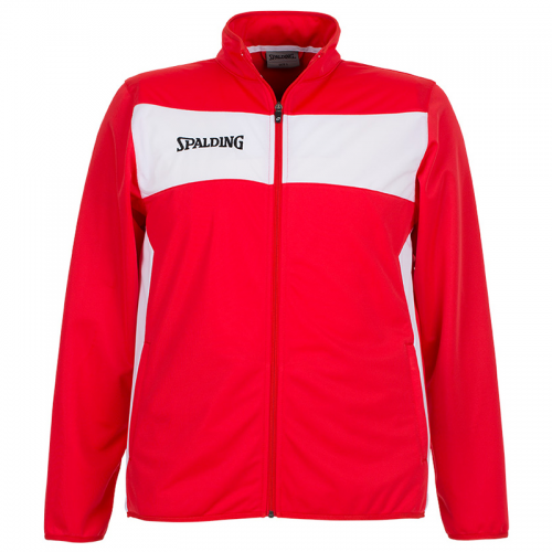 Spalding Evolution II Classic Jacket - Rouge & Blanc