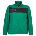 Spalding Evolution II Classic Jacket - Vert & Noir