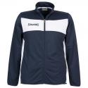 Spalding Evolution II Classic Jacket - Navy & Blanc