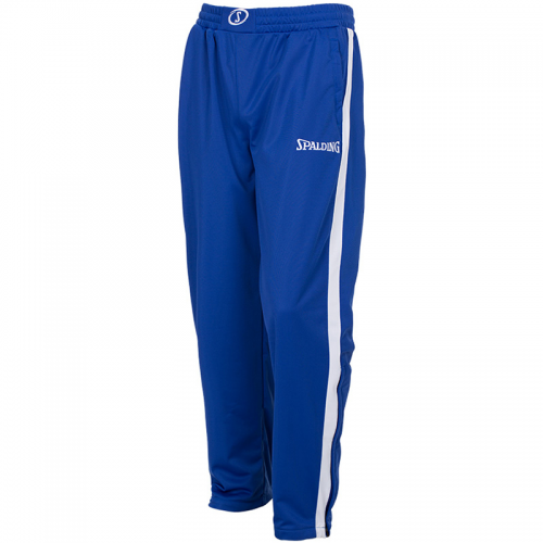 Spalding Evolution II Classic Pants - Royal & Blanc