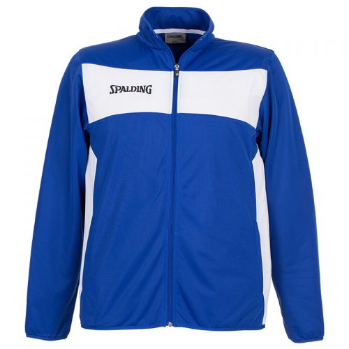 Spalding Evolution II Classic Jacket - Royal & Blanc