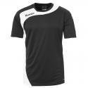 Kempa Peak Shirt - Noir & Blanc
