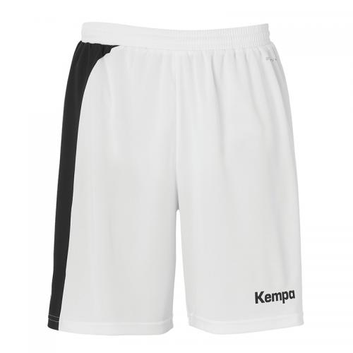 Kempa Peak Short - Blanc & Noir