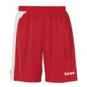 Kempa Peak Short - Rouge & Blanc