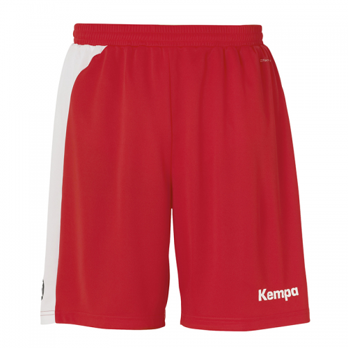 Kempa Peak Short - Rouge & Blanc