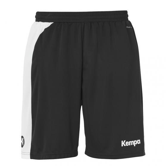 Kempa Peak Short - Noir & Blanc