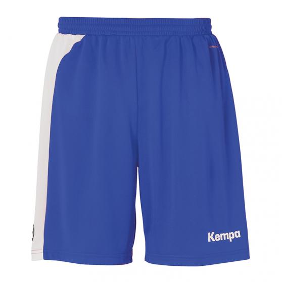 Kempa Peak Short - Royal & Blanc