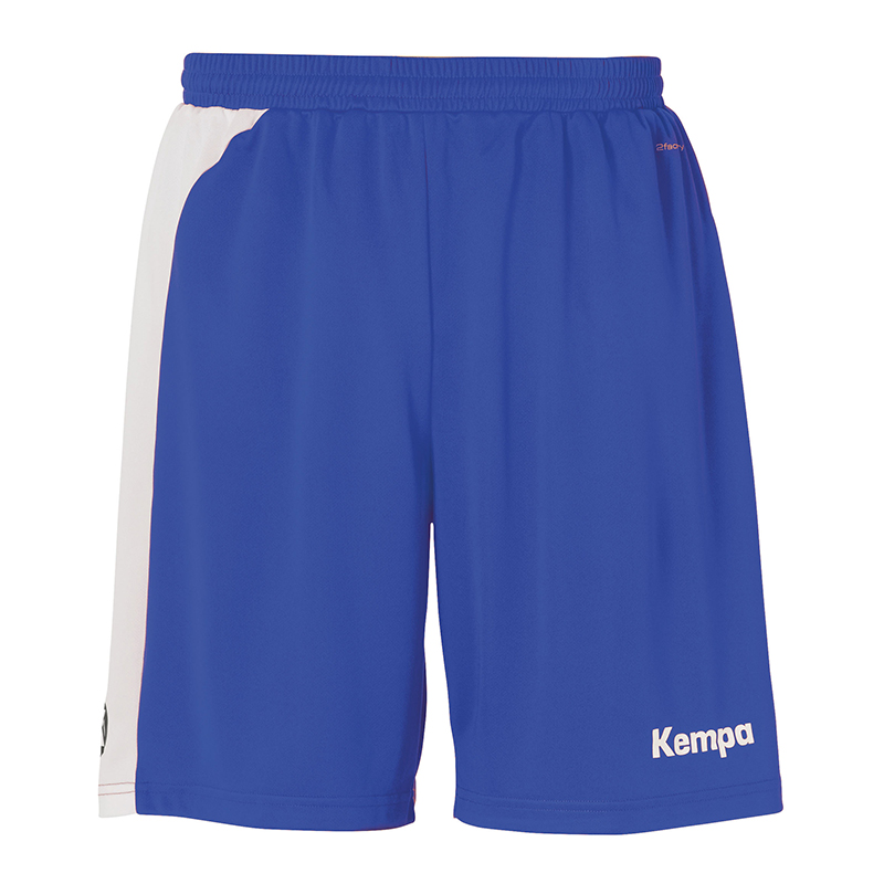 Kempa Peak Short - Royal & Blanc