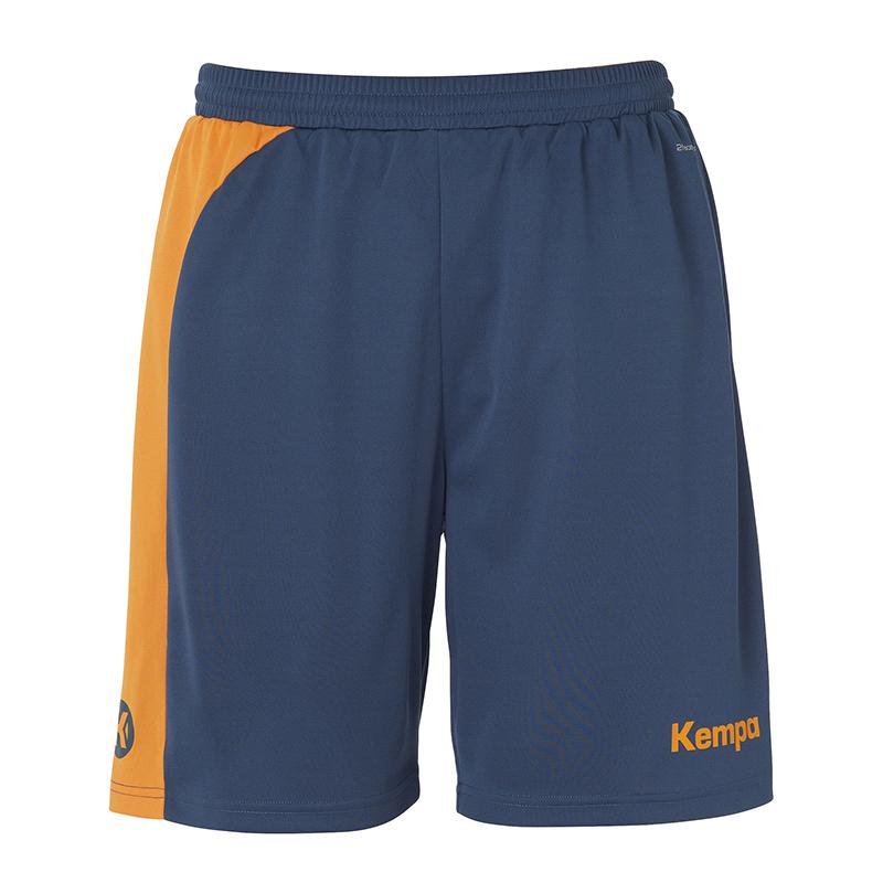 Kempa Peak Short - Pétrole & Orange