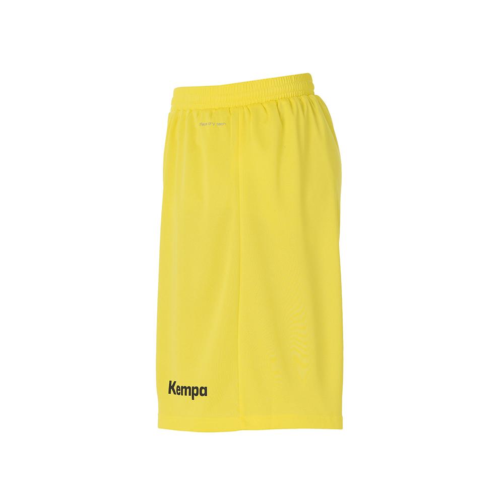 Kempa Peak Short - Jaune & Noir