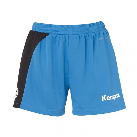 Kempa Peak Short Women - Bleu Kempa