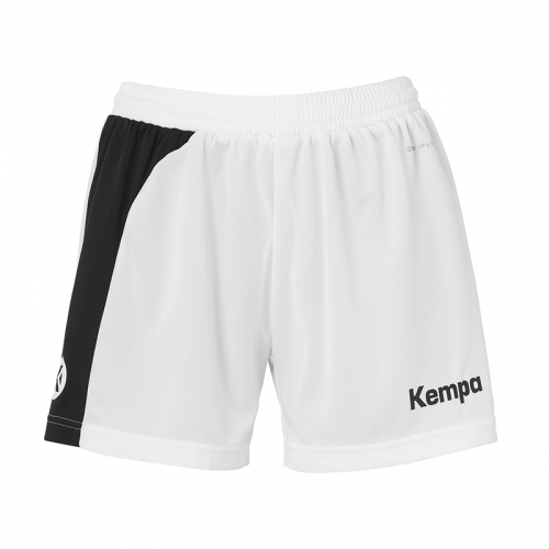 Kempa Peak Short Women - Blanc & Noir