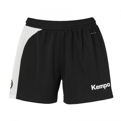 Kempa Peak Short Women - Noir & Blanc