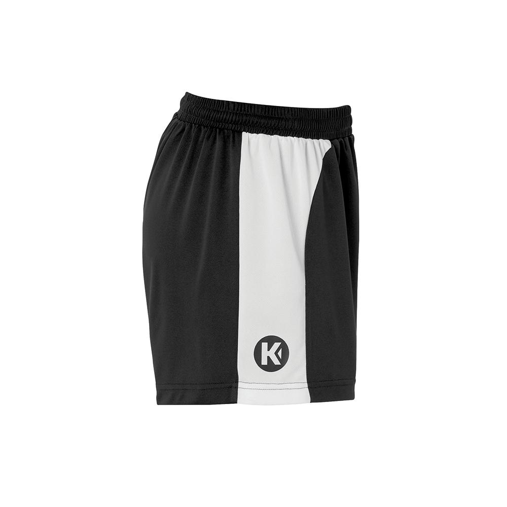 Kempa Peak Short Women - Noir & Blanc