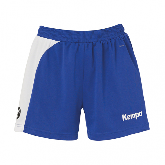 Kempa Peak Short Women - Royal & Blanc