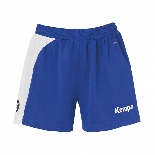 Kempa Peak Short Women - Royal & Blanc