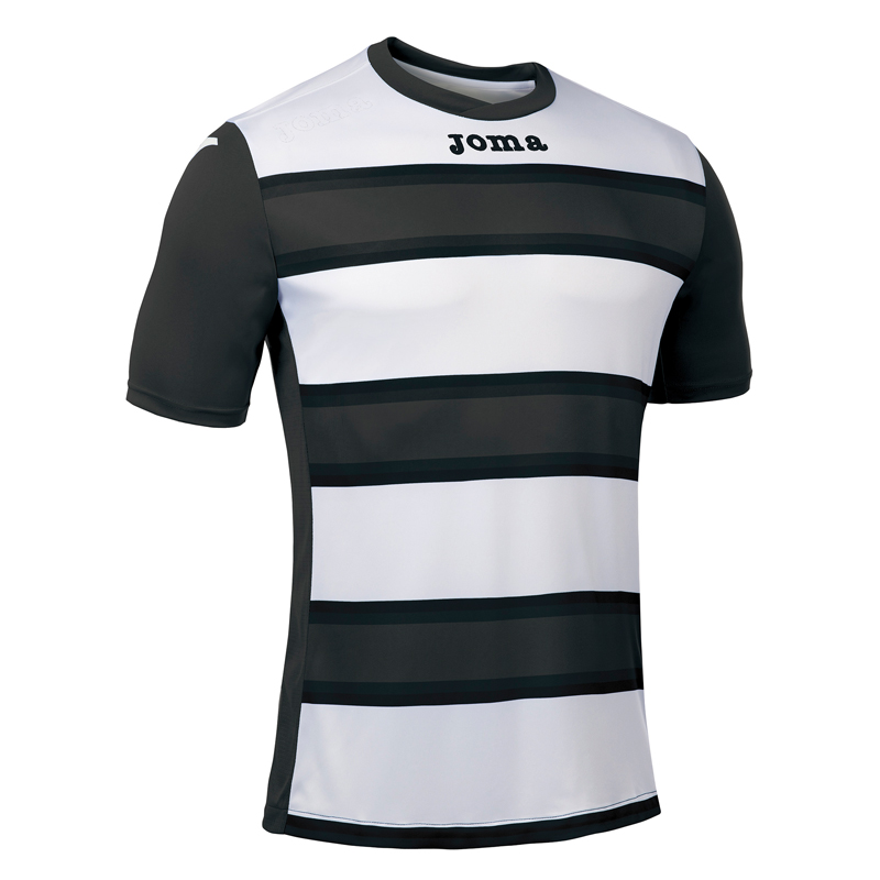 Joma Europa III - Noir & Blanc