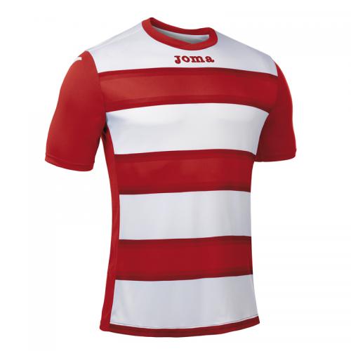 Joma Europa III - Rouge & Blanc