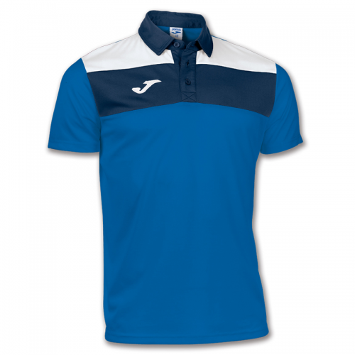 Joma Crew Polo Dry MX - Royal & Marine