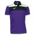 Joma Crew Polo Dry MX - Violet & Noir