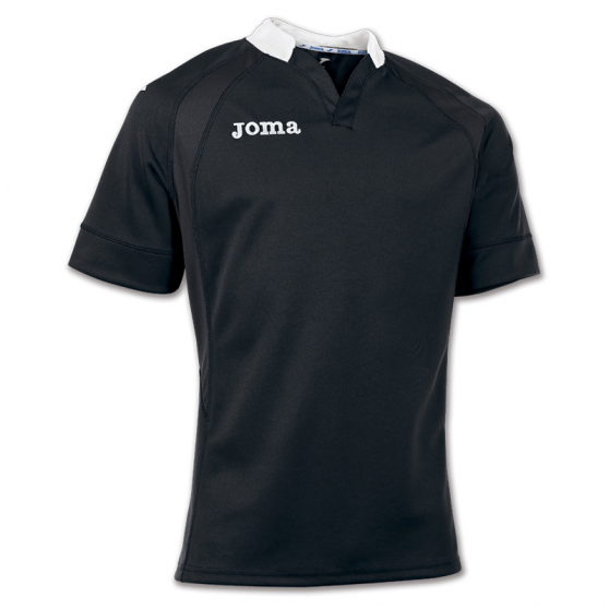 Joma ProRugby Maillot - Noir & Blanc