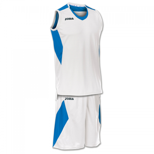 Joma Space Set - Blanc & Royal