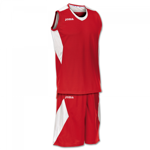 Joma Space Set - Rouge & Blanc