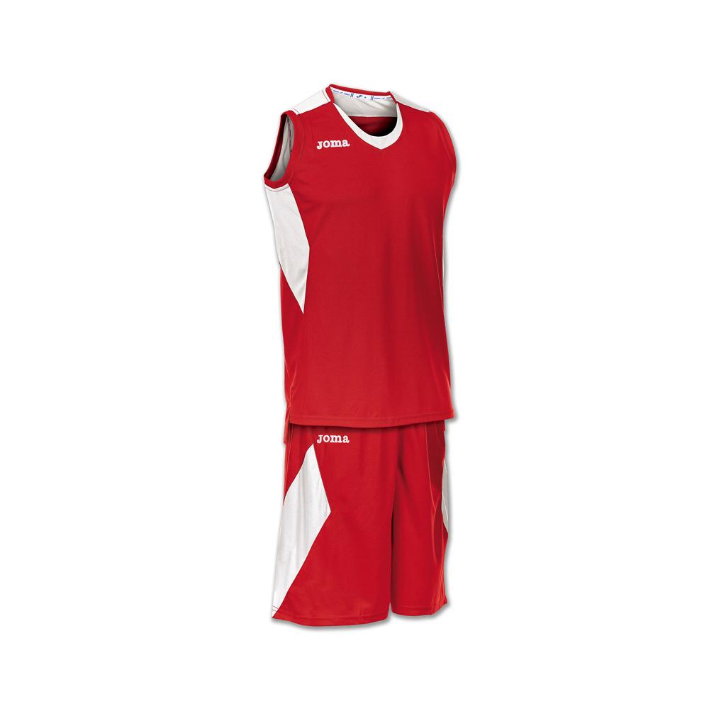 Joma Space Set - Rouge & Blanc