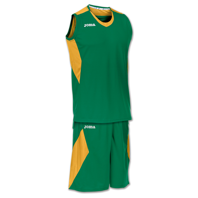 Joma Space Set - Vert & Or