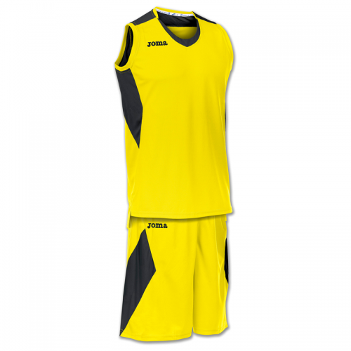 Joma Space Set - Jaune & Noir