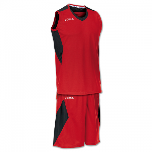 Joma Space Set - Rouge & Noir