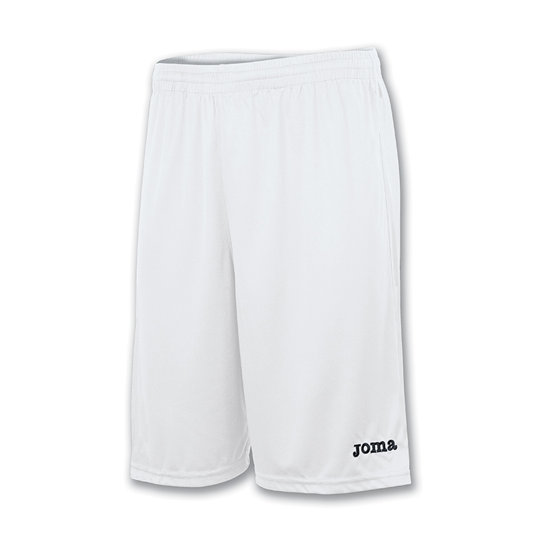 Joma Short Basket - Blanc