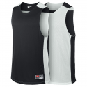 Nike League Reversible Tank - Noir & Blanc
