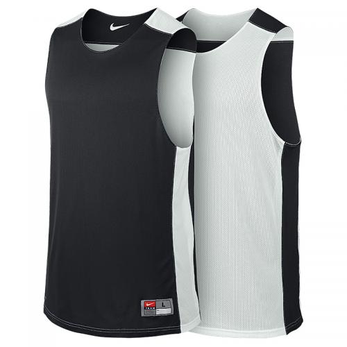 Nike League Reversible Tank - Noir & Blanc