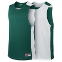 Nike League Reversible Tank - Vert & Blanc