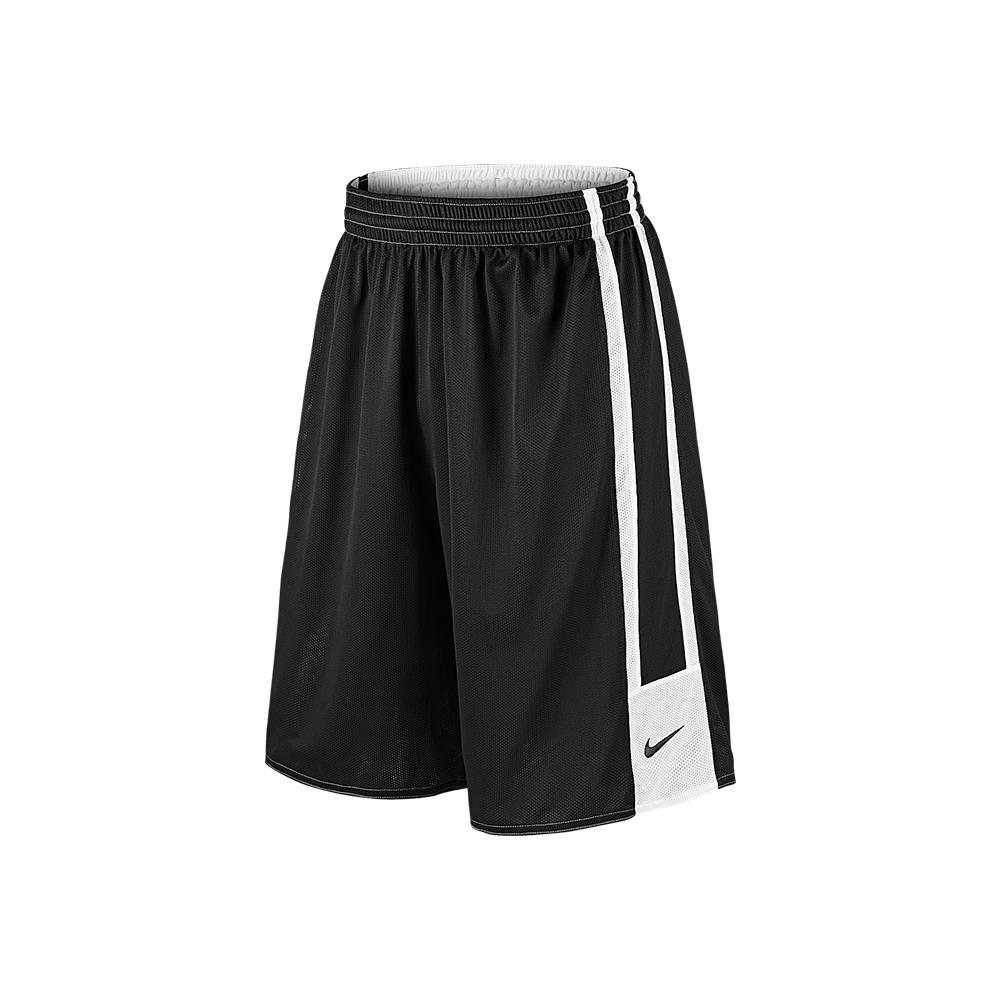 Nike League Reversible Short - Noir & Blanc