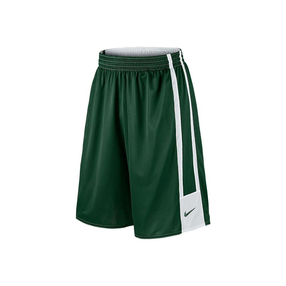 Nike League Reversible Short - Vert & Blanc