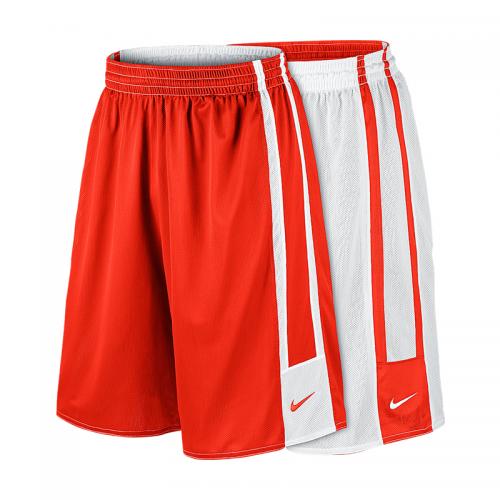 Nike League Reversible Short - Rouge & Blanc