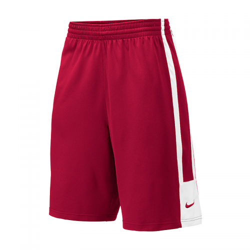 Nike League Practice Short - Rouge & Blanc