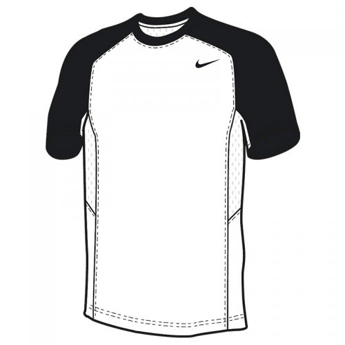 Nike Elite Shooter MC - Blanc & Noir